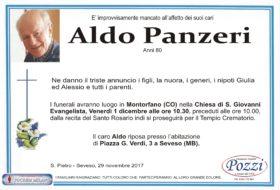 Aldo Panzeri
