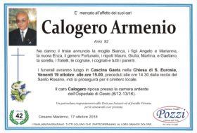 Calogero Armenio