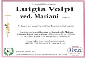 Luigia Volpi