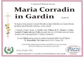 Maria Corradin