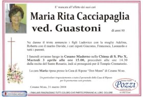 Maria Rita Cacciapaglia