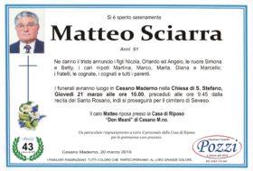 Sciarra Matteo